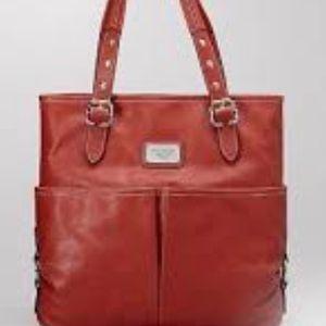 Relic Burnt Orange Shoulder Bag